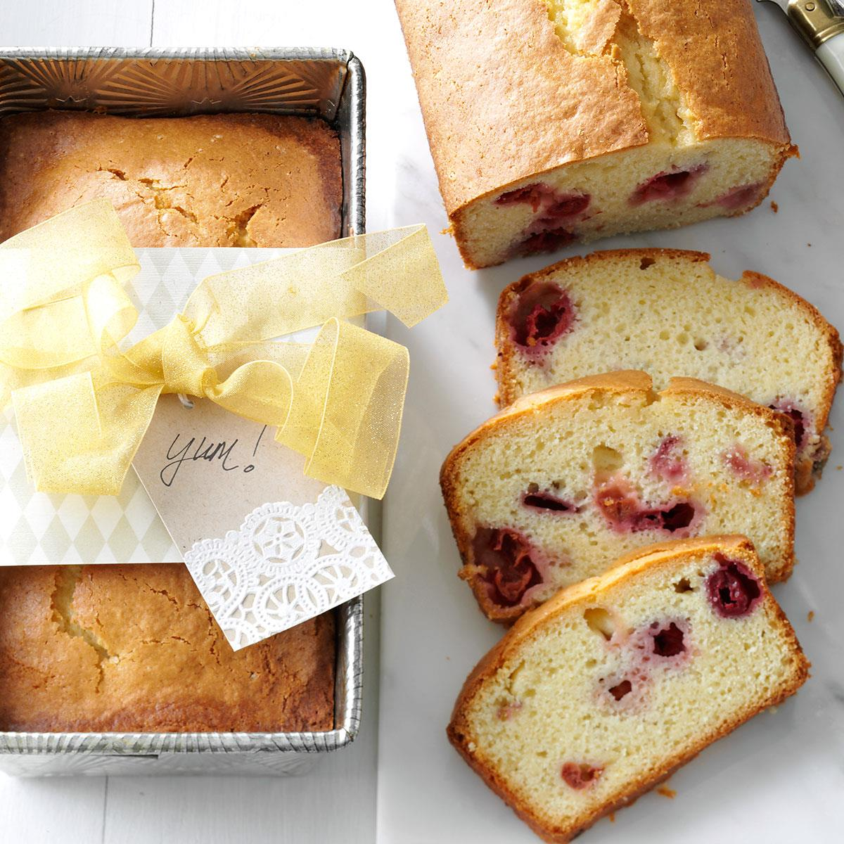 Almond Tea Bread Recipe How To Make It Taste Of Home