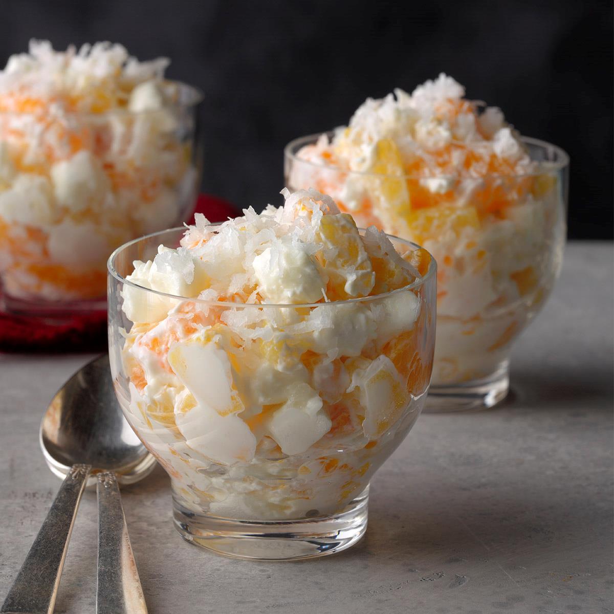 Ambrosia Salad Recipe With Sour Cream