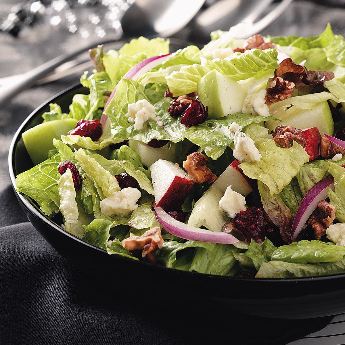Apple and Walnut Salad image