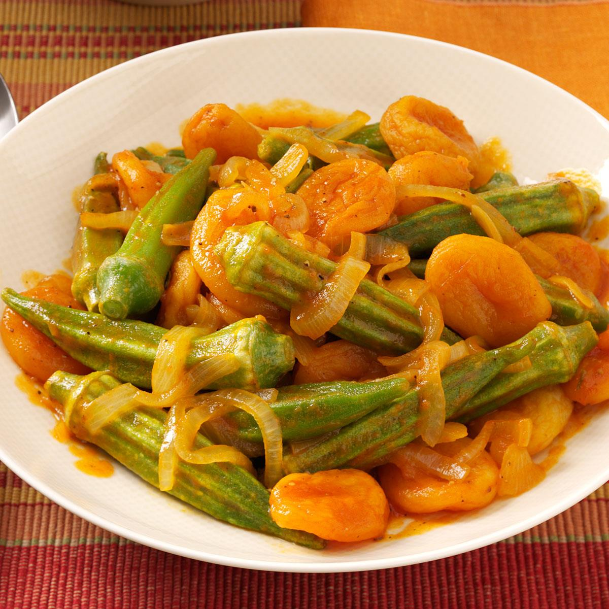 Armenian Okra Recipe How To Make It Taste Of Home