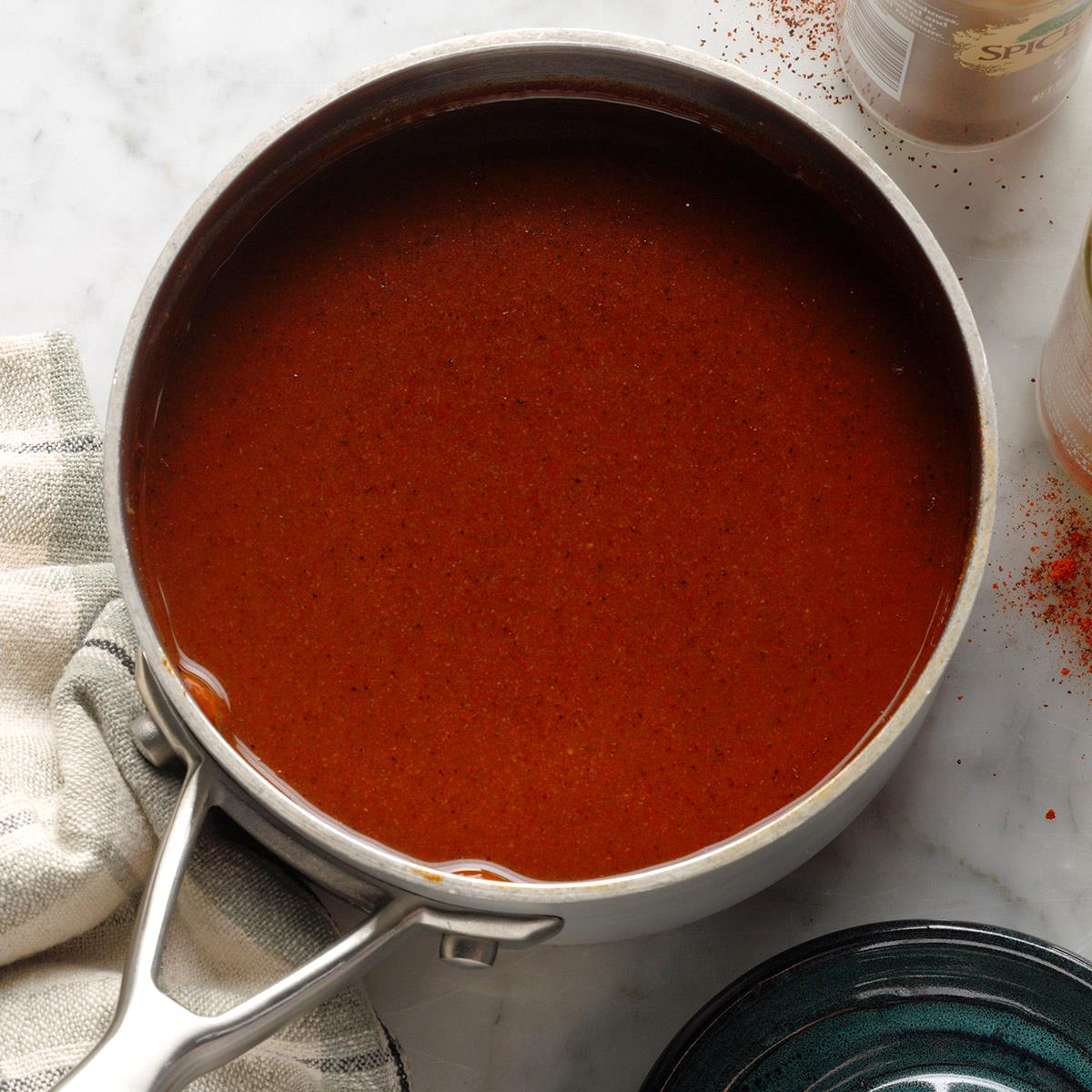 Ash's Sweet and Spicy Enchilada Sauce image