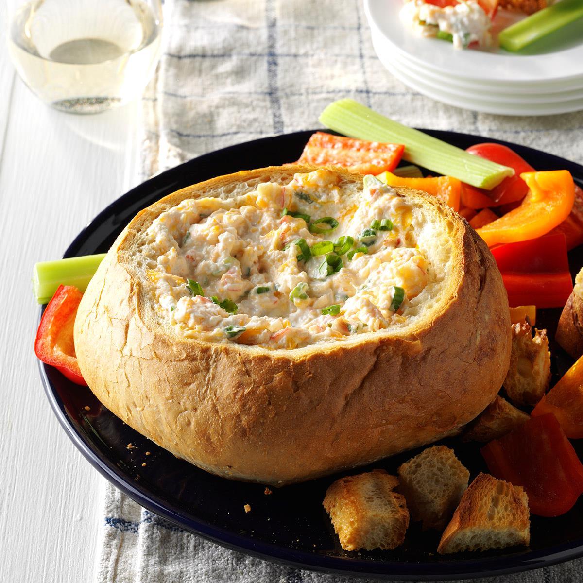 Baked Crab Dip_image