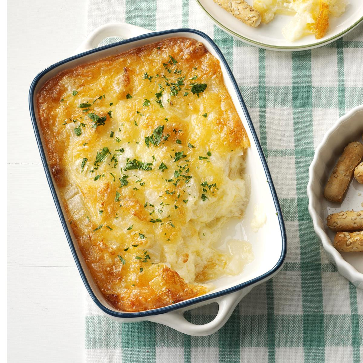 Baked Onion Dip_image