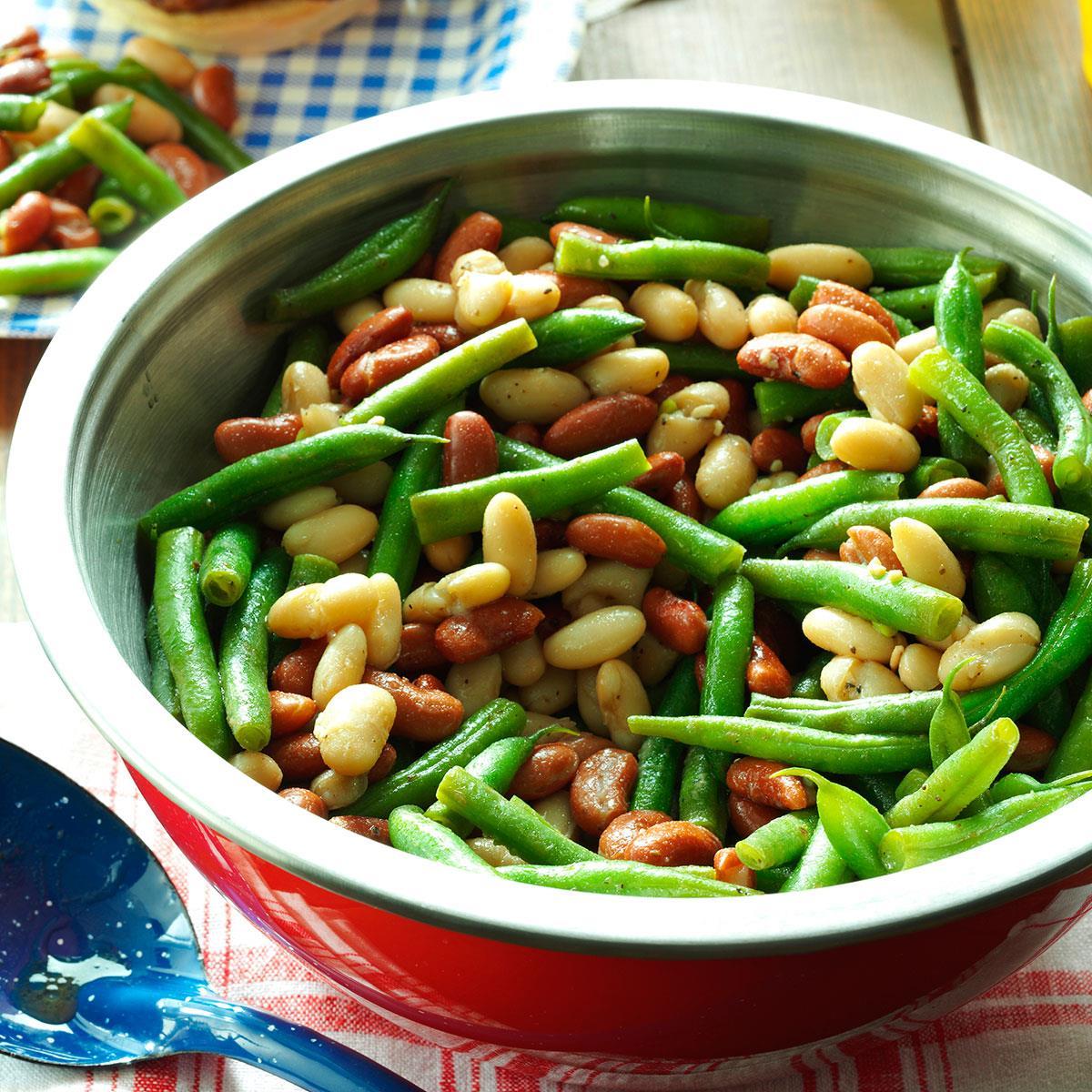 Three Bean Salad Recipe With Balsamic Vinegar