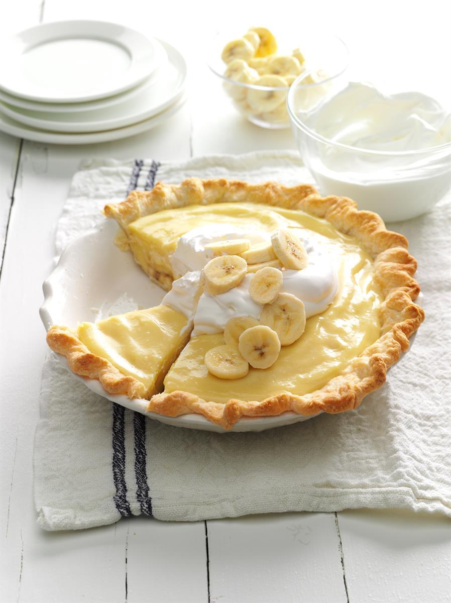 Banana Cream Pie image