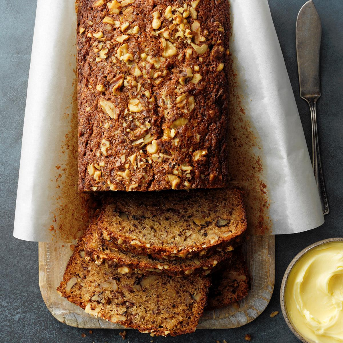 Best Ever Banana Bread Recipe How To Make It Taste Of Home