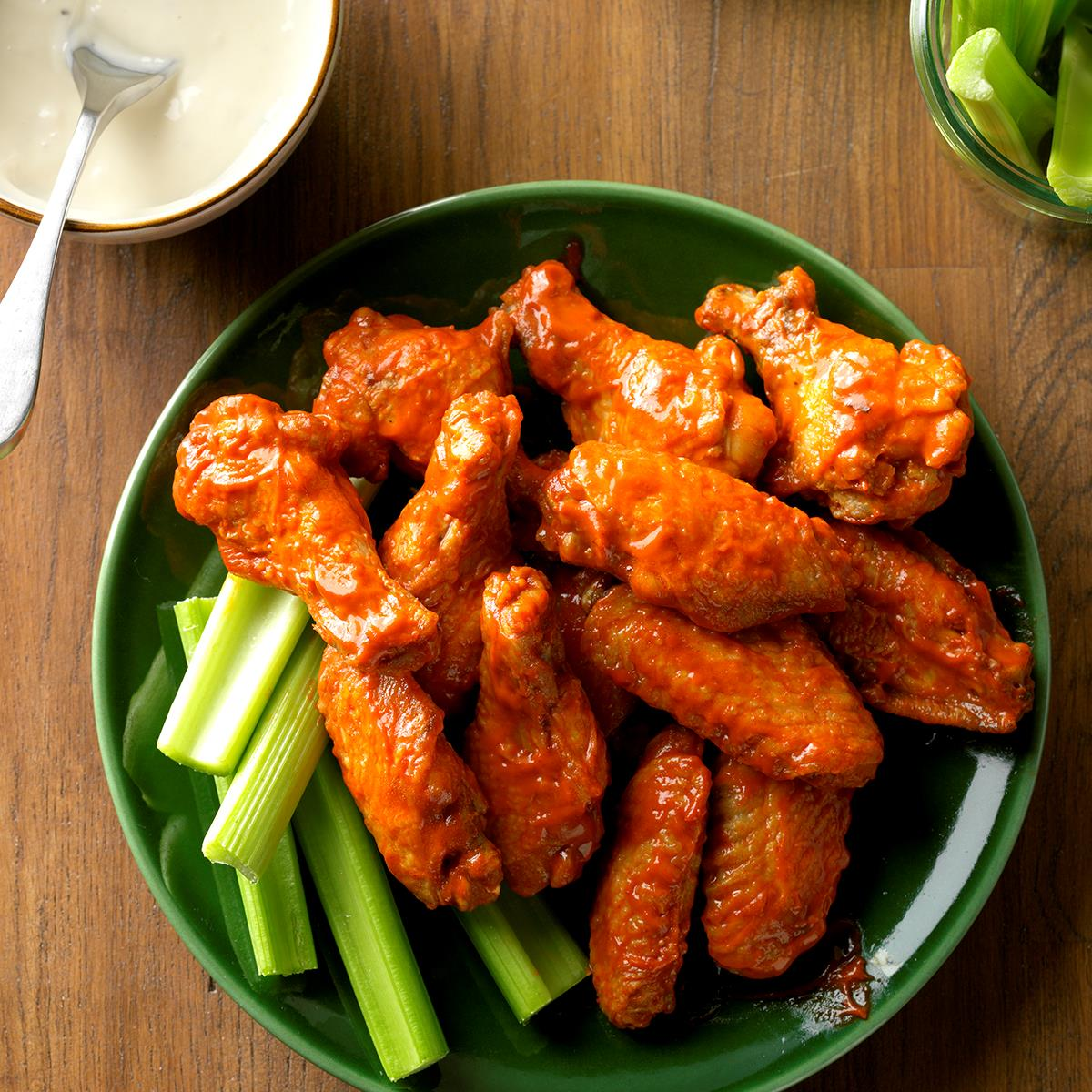 Best Ever Fried Chicken Wings Recipe How To Make It Taste Of Home