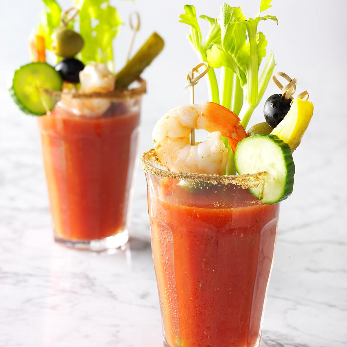 Bloody Mary Recipe How To Make It Taste Of Home