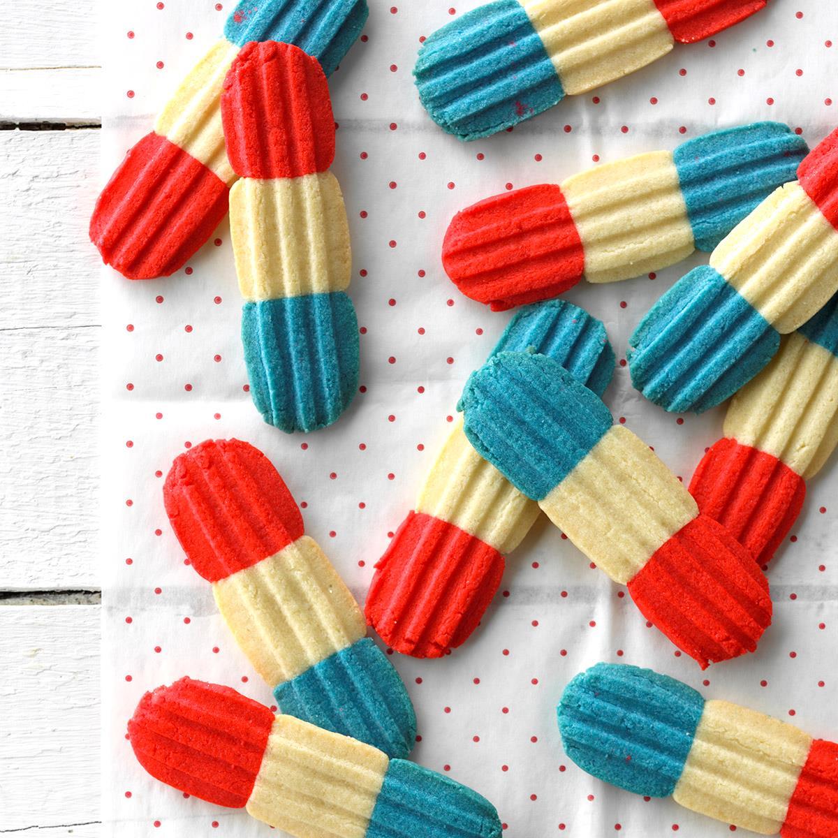 Bomb Pop Cookies image