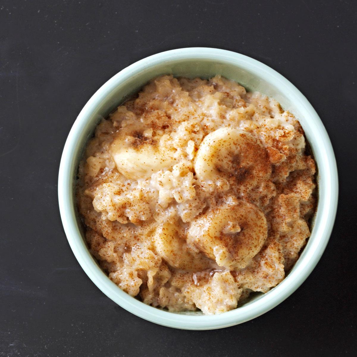 Brown Sugar Banana Oatmeal Recipe How To Make It Taste Of Home