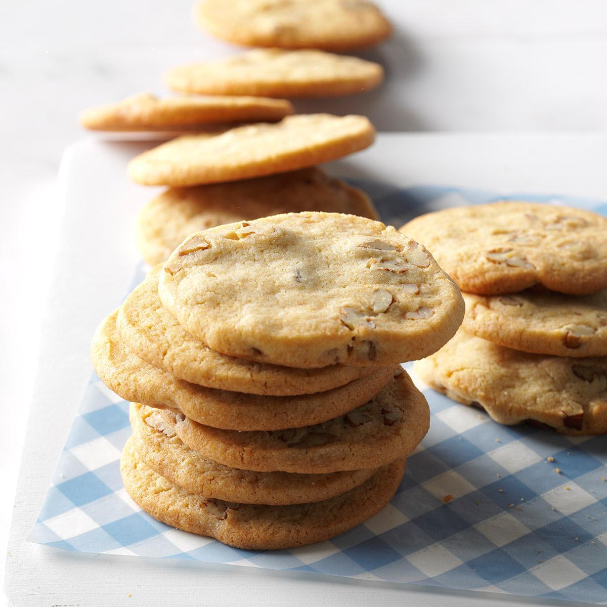 Brown Sugar Icebox Cookies image