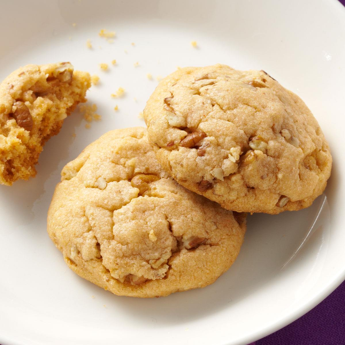 Butterscotch Pecan Cookies Recipe How To Make It Taste Of Home