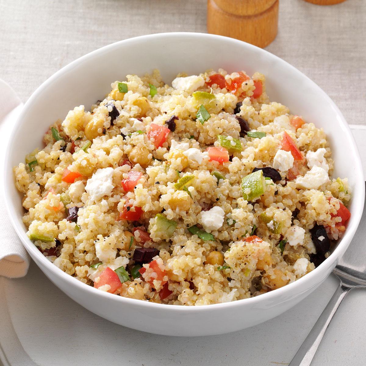 California Quinoa image