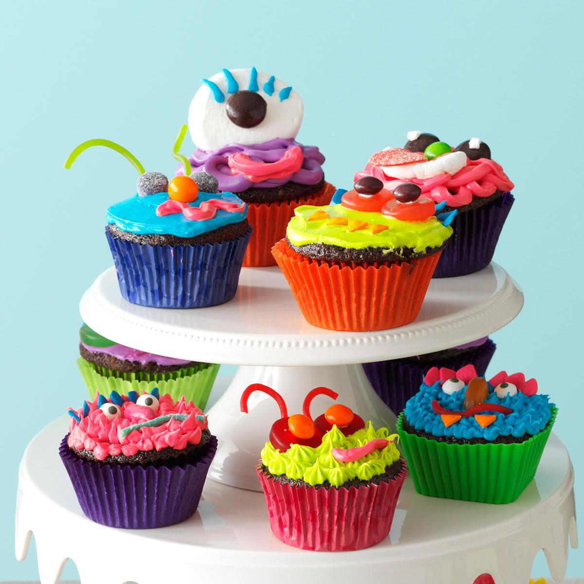 Candy Cupcakes Recipe Taste Of Home