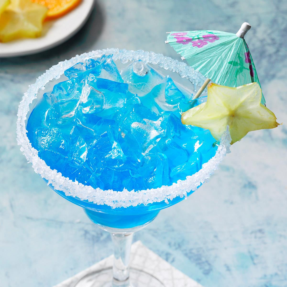 Caribbean Blue Margarita