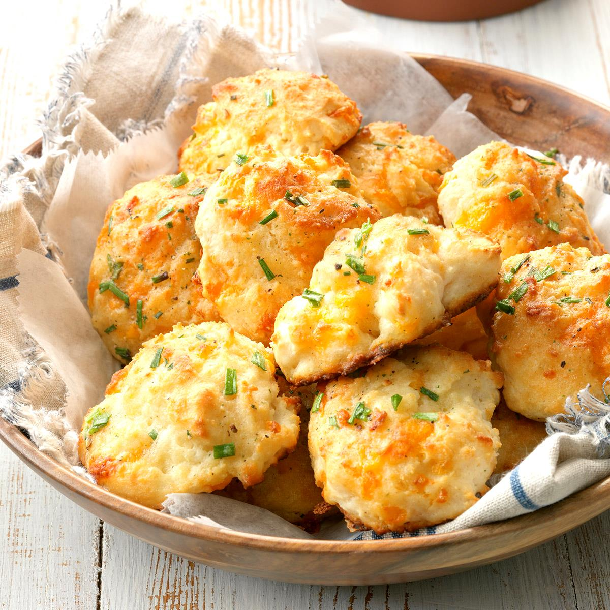 Cheese & Garlic Biscuits image