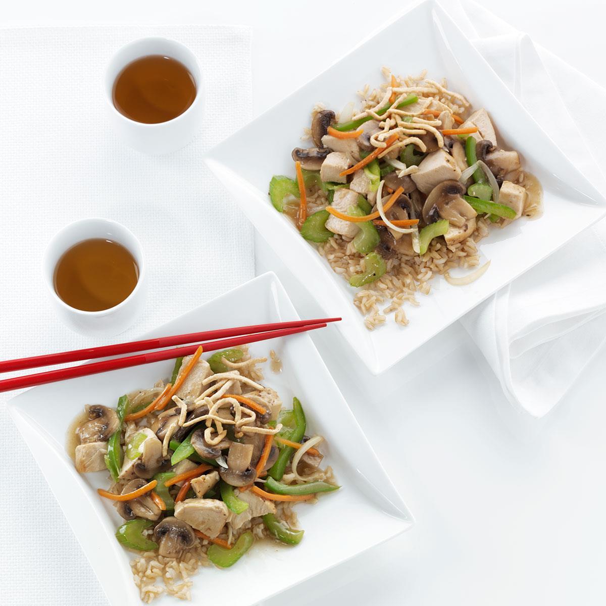 Chicken Chow Mein image