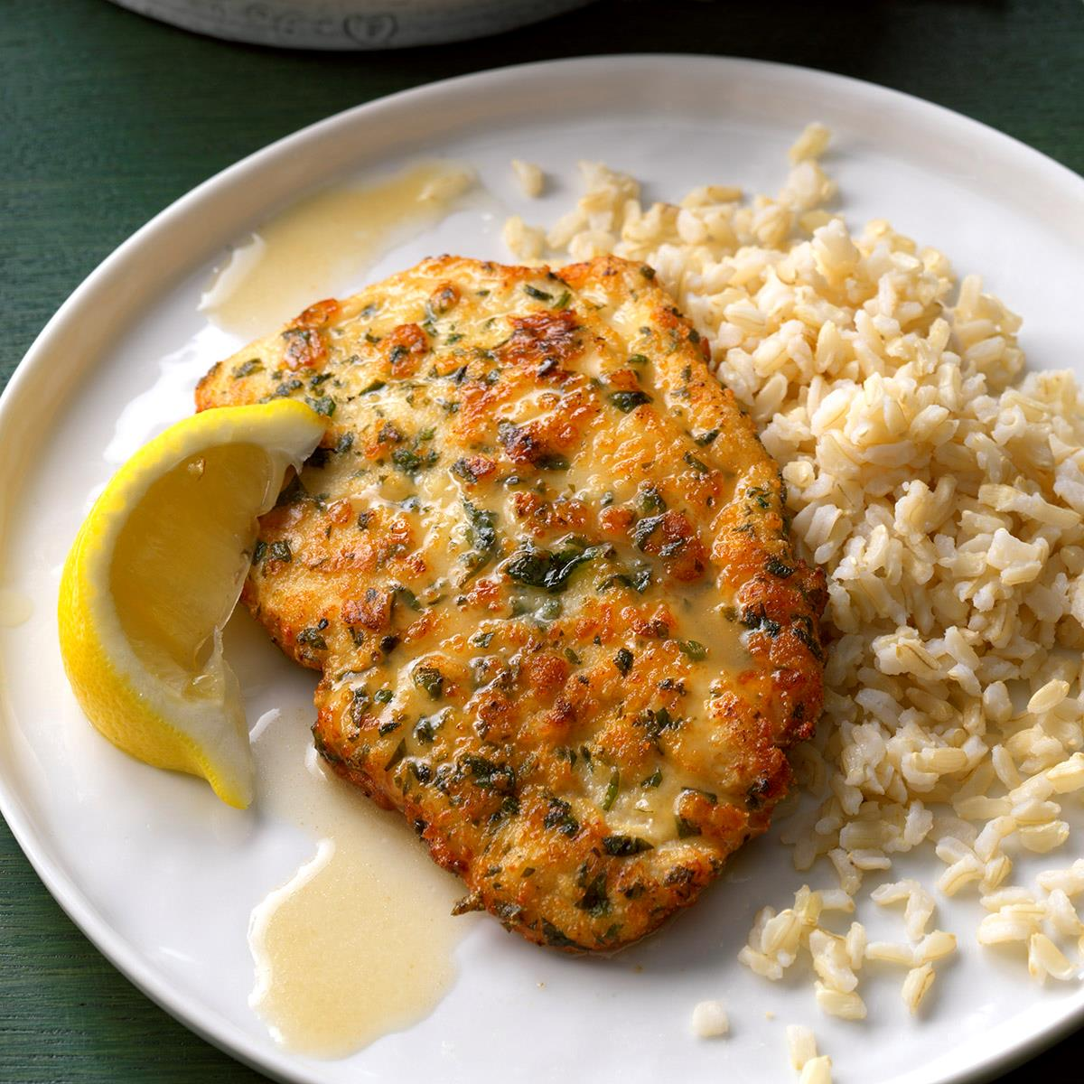 Chicken Piccata With Lemon Sauce Recipe How To Make It Taste Of Home