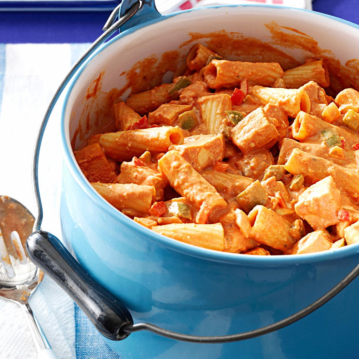 Chicken Riggies Recipe How To Make It Taste Of Home