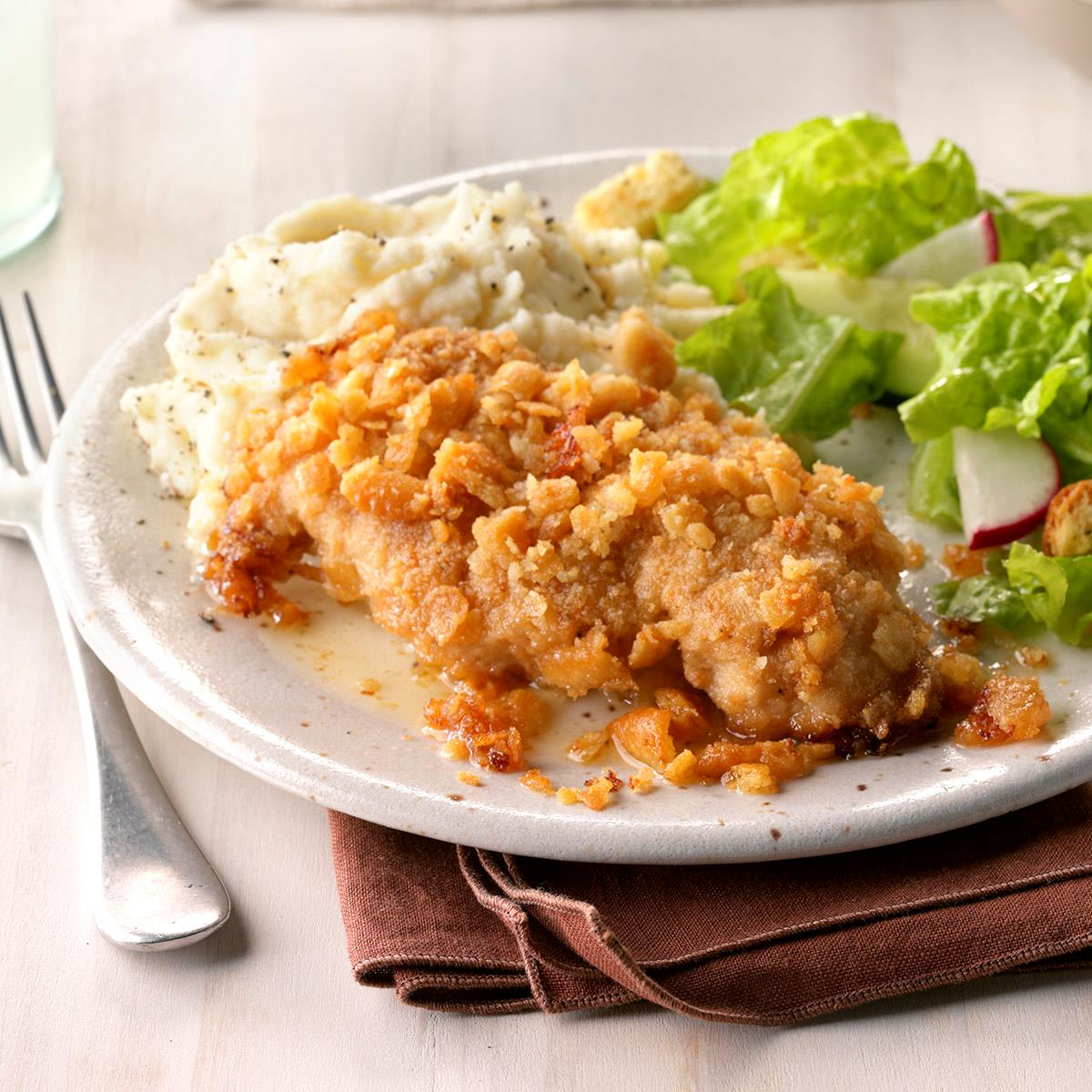 Christmas Day Chicken Recipe How To Make It Taste Of Home