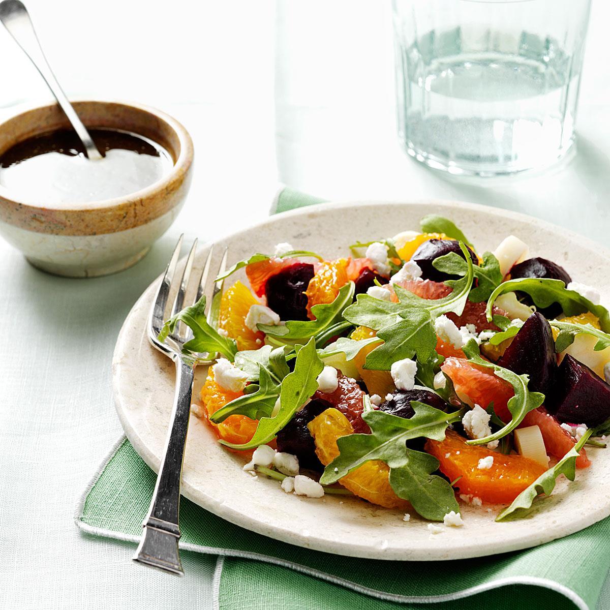 Citrus & Roasted Beets Salad image