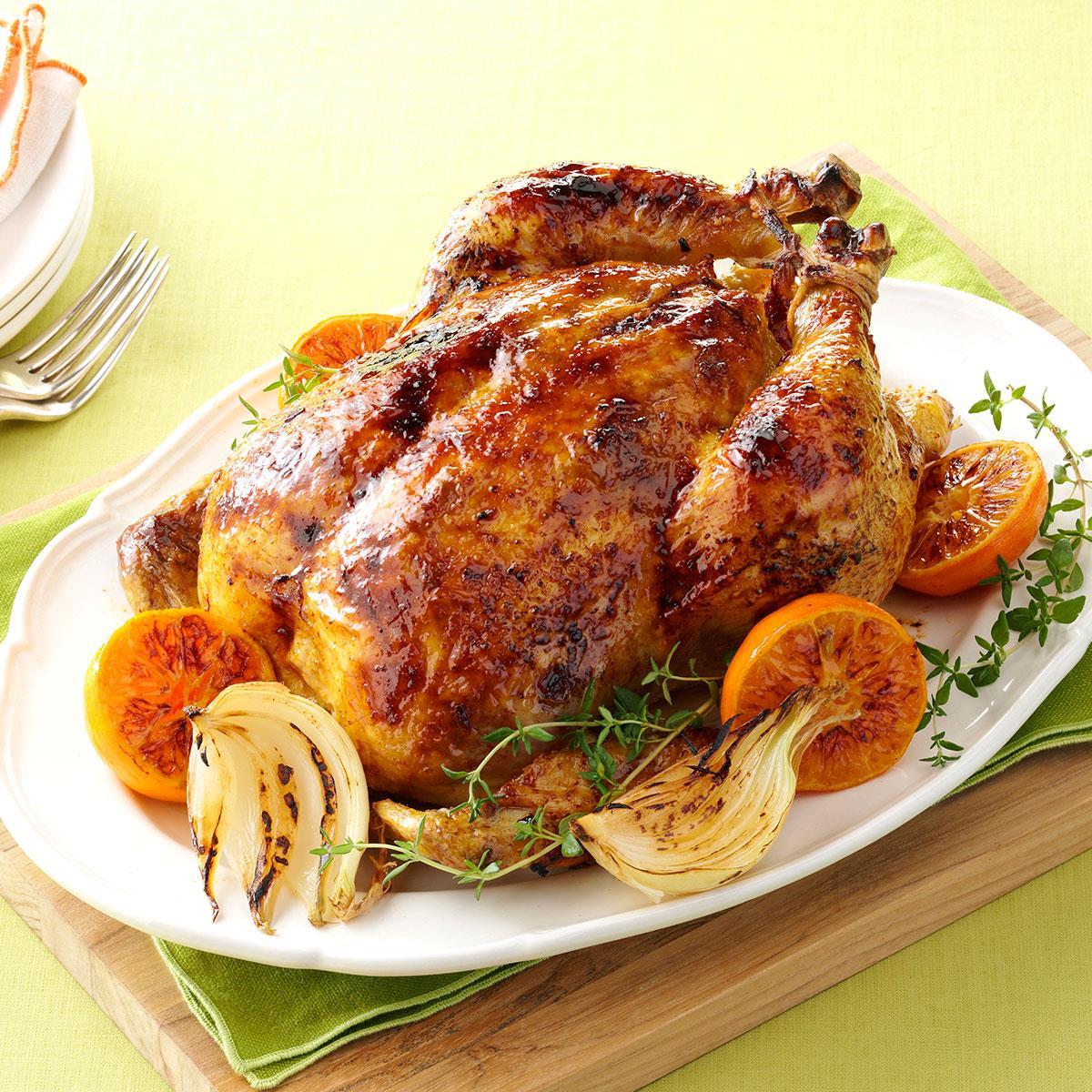 Citrus-Spiced Roast Chicken image