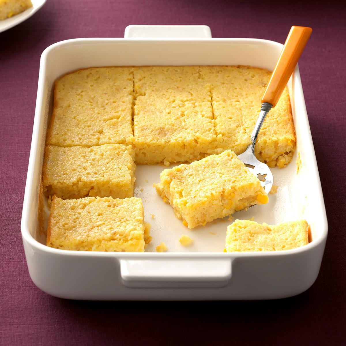 Corn Pudding image