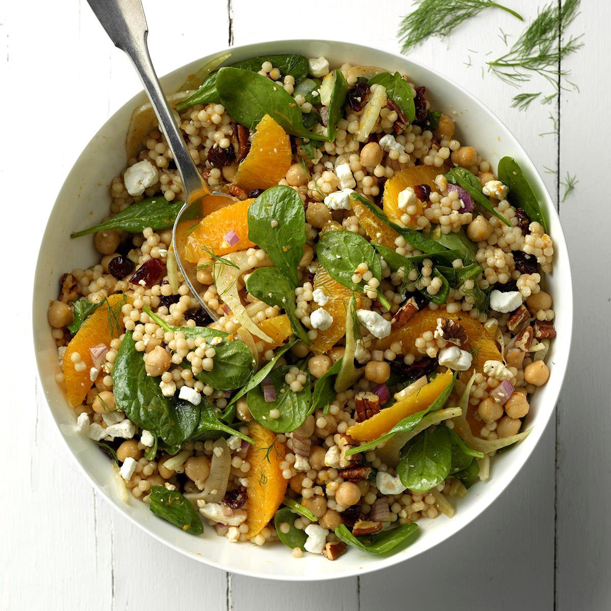 Cran-Orange Couscous Salad image