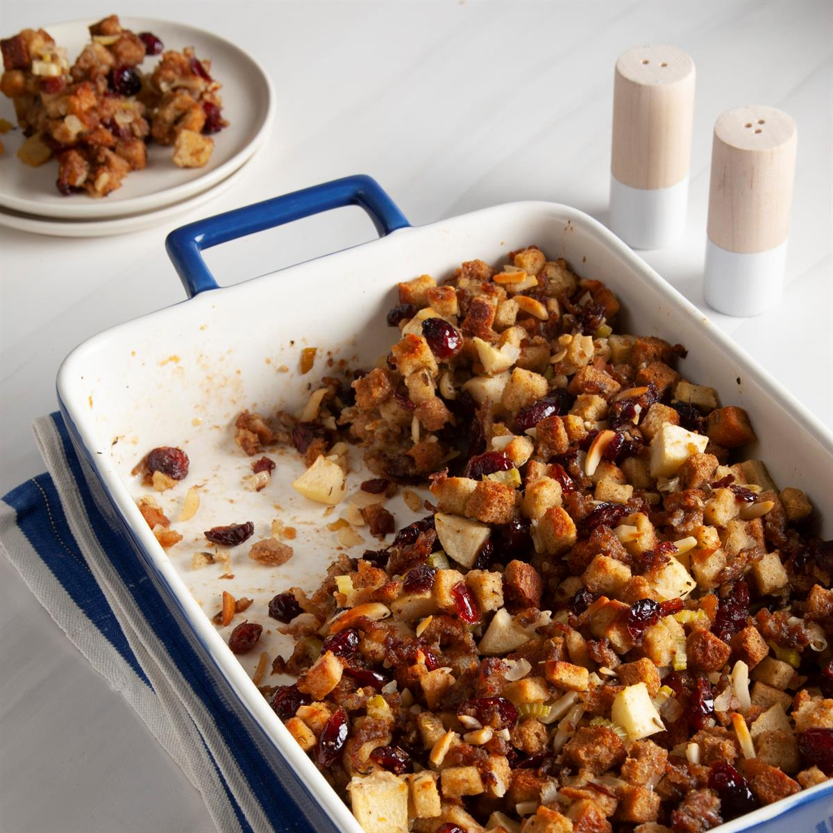 Cranberry Apple Stuffing image