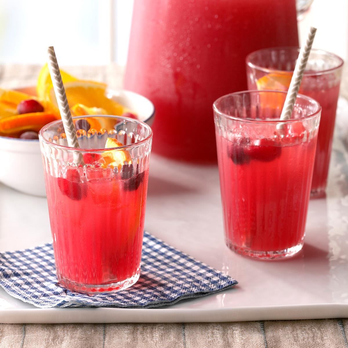 Cranberry Fizz image