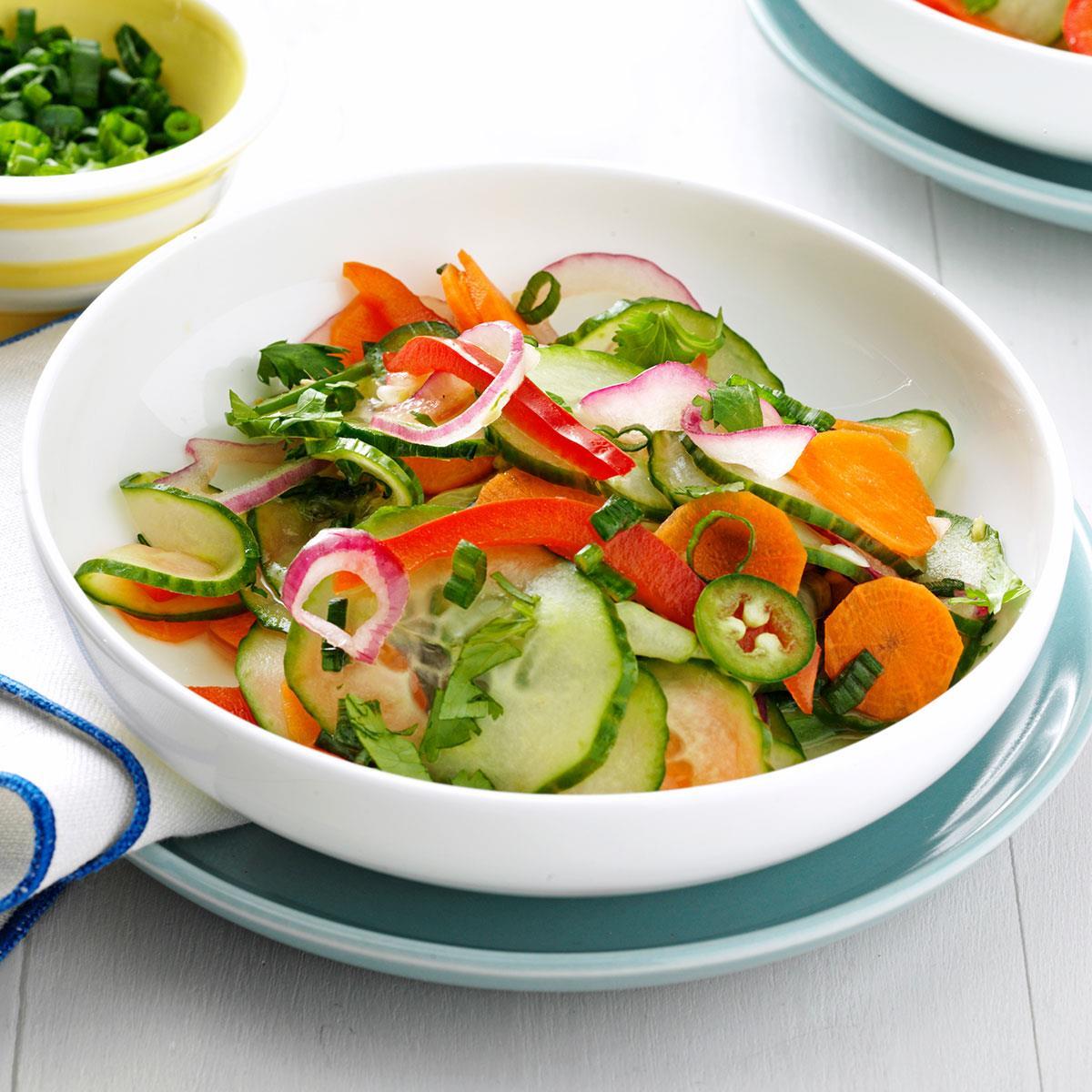 Q39 Cucumber Salad Recipe