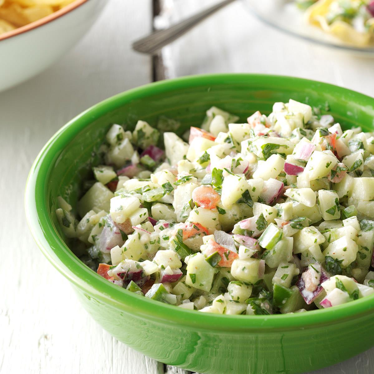 Crisp Cucumber Salsa_image