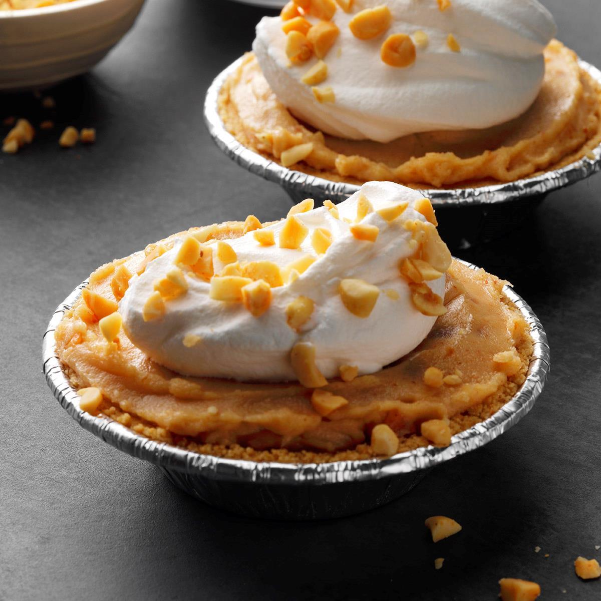Crunchy Peanut Butter Tarts image