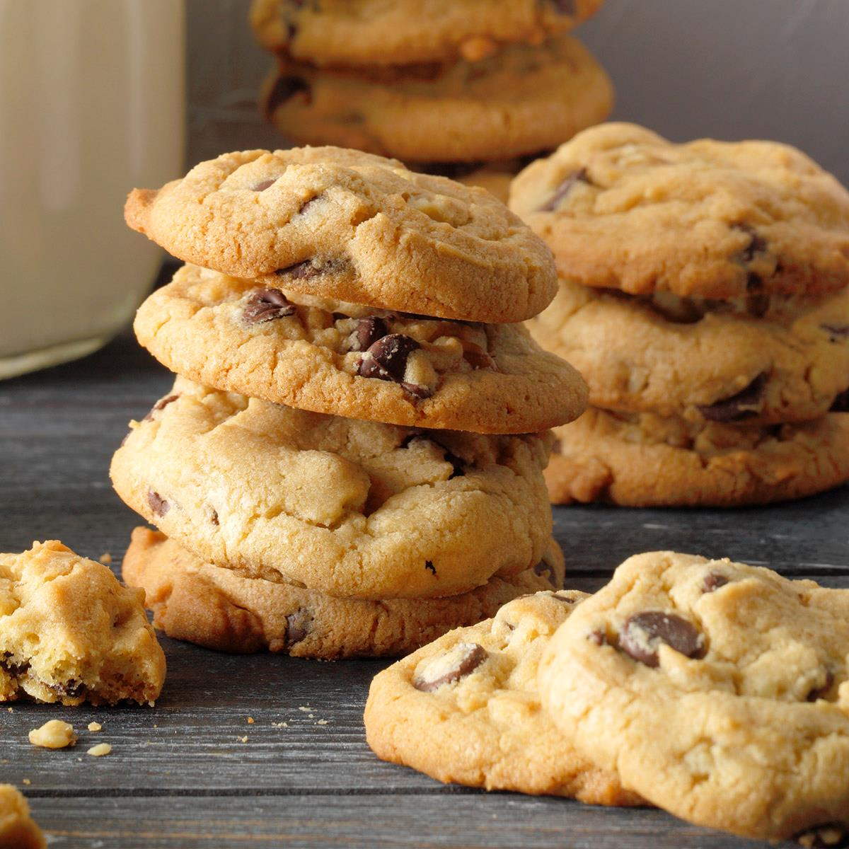 Dad's Chocolate Chip Cookies image