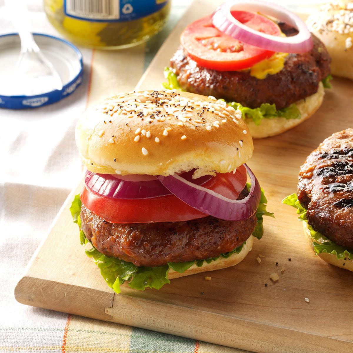 Dad's Cola Burgers image