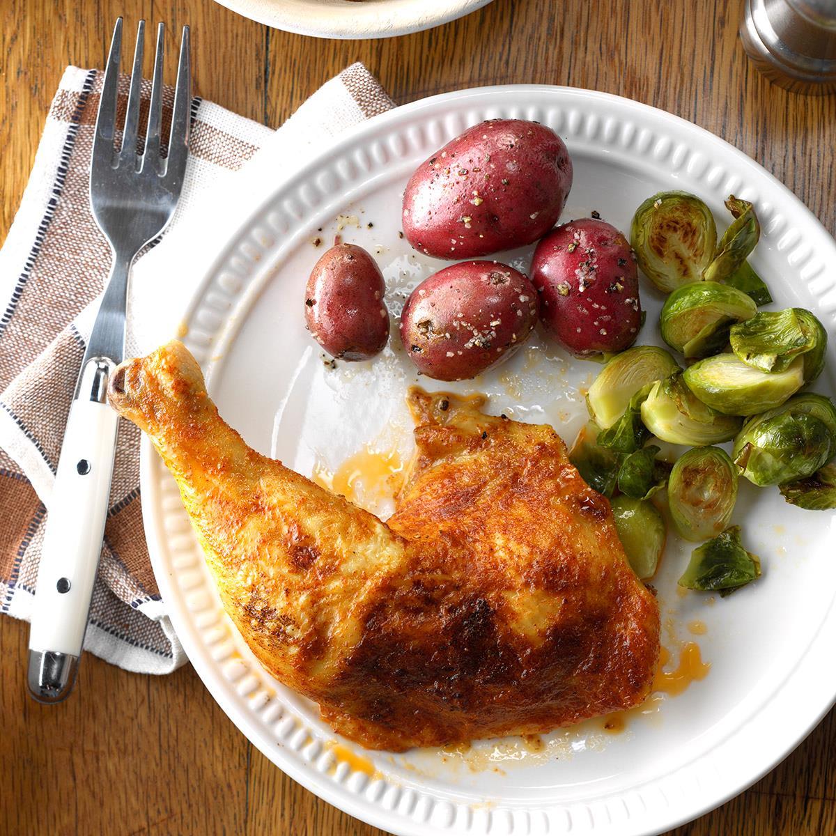 Deviled Chicken image