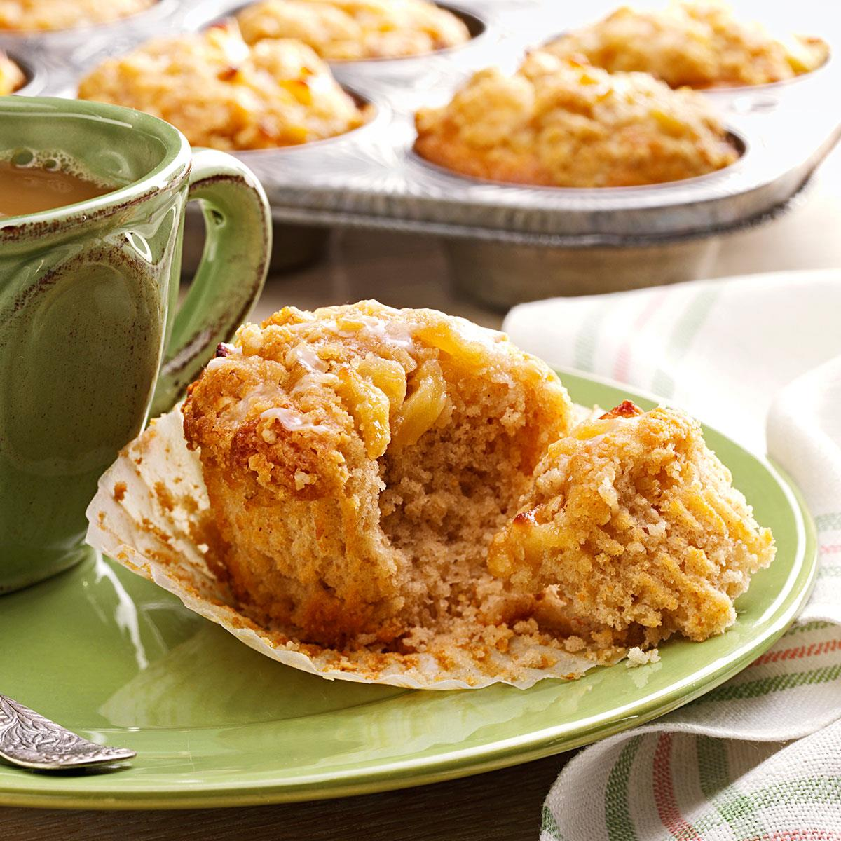 Dutch Apple Pie Muffins Recipe Taste Of Home