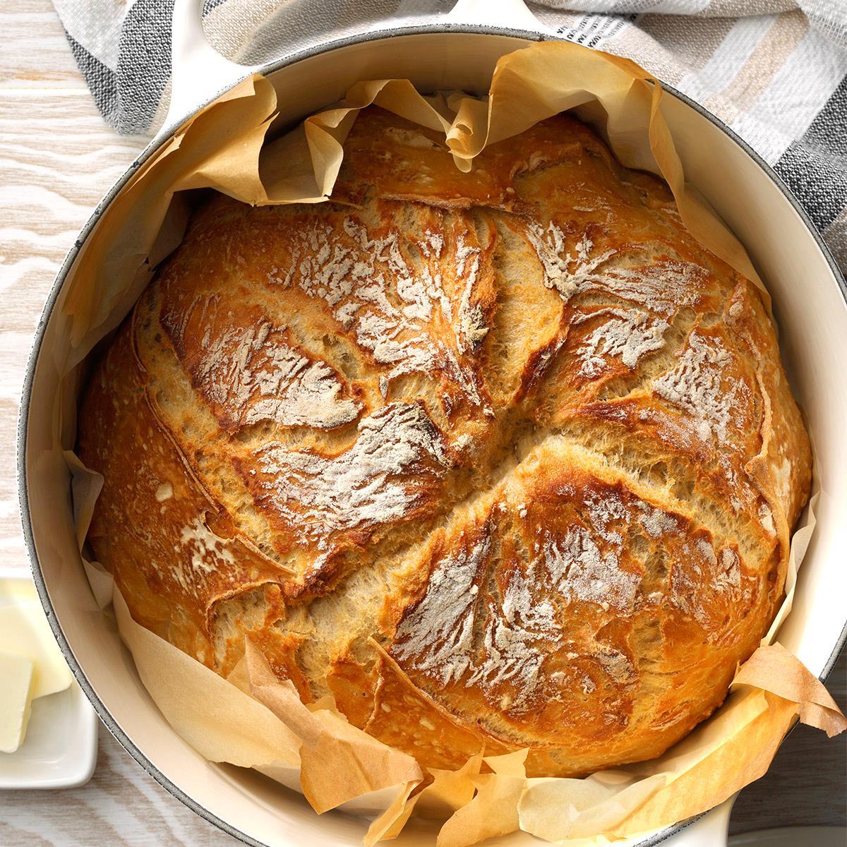 Dutch-Oven Bread image