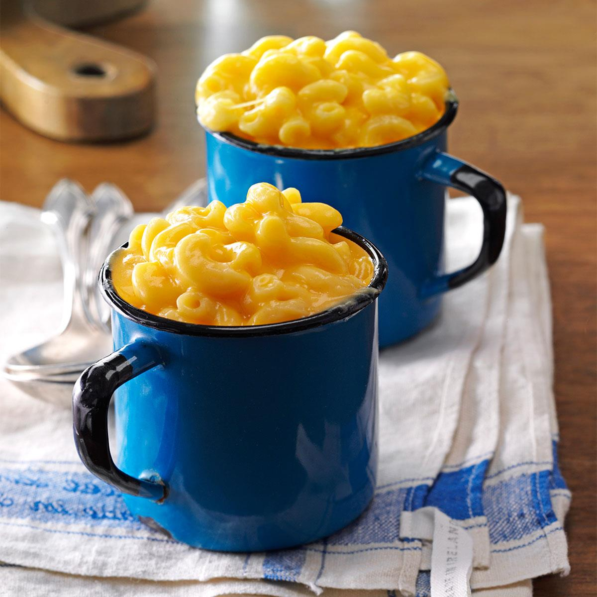 Easy Slow Cooker Mac Cheese Recipe How To Make It Taste Of Home