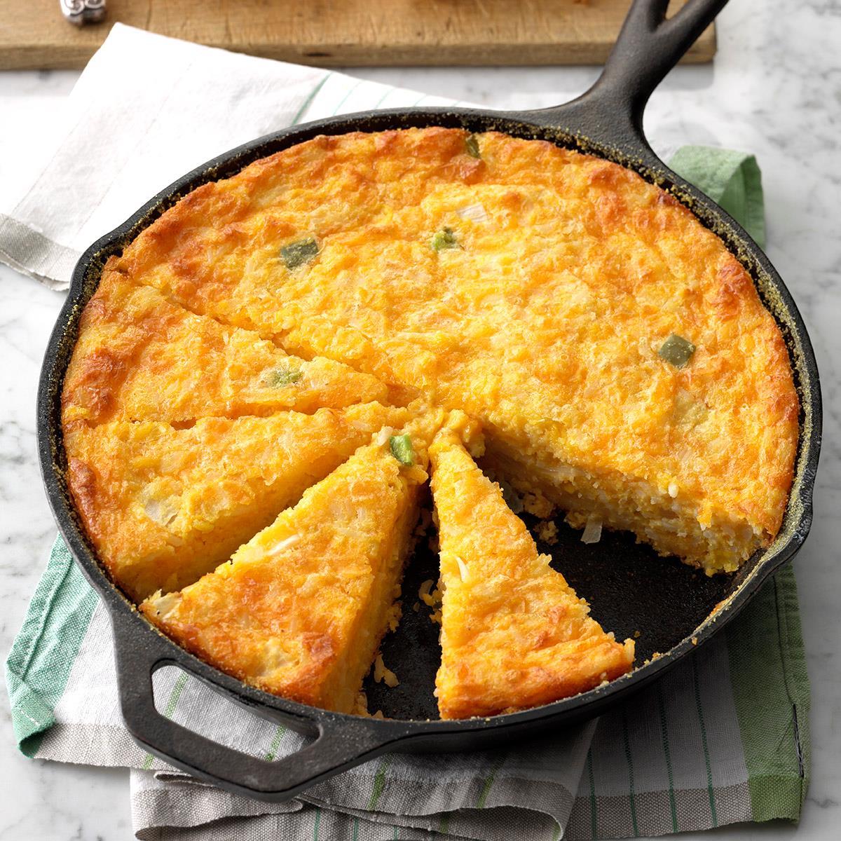 Creole Cornbread image