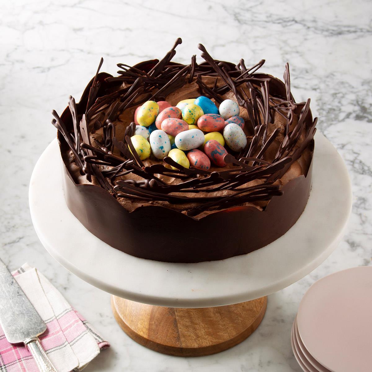 Easter Nest Torte_image