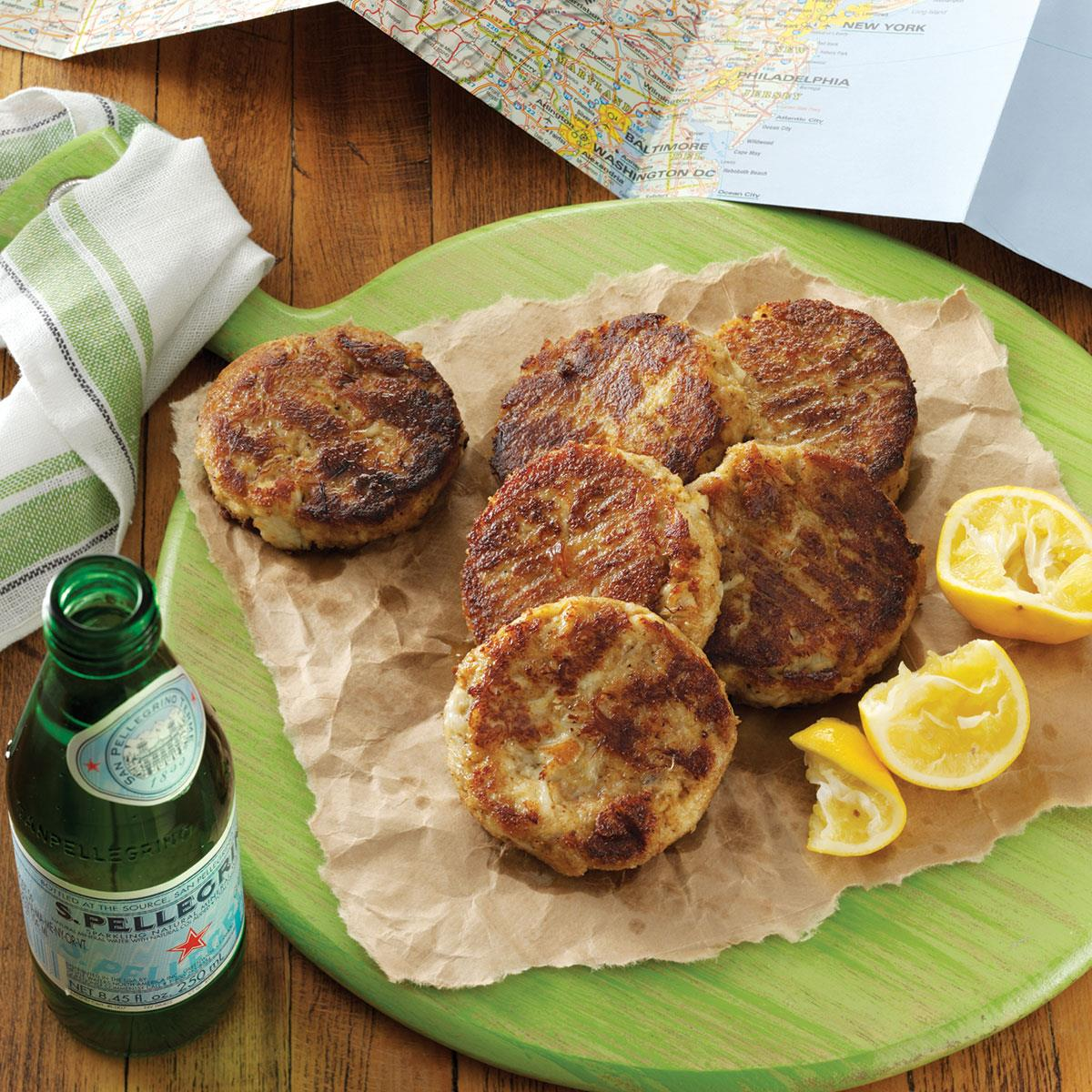 Eastern Shore Crab Cakes image