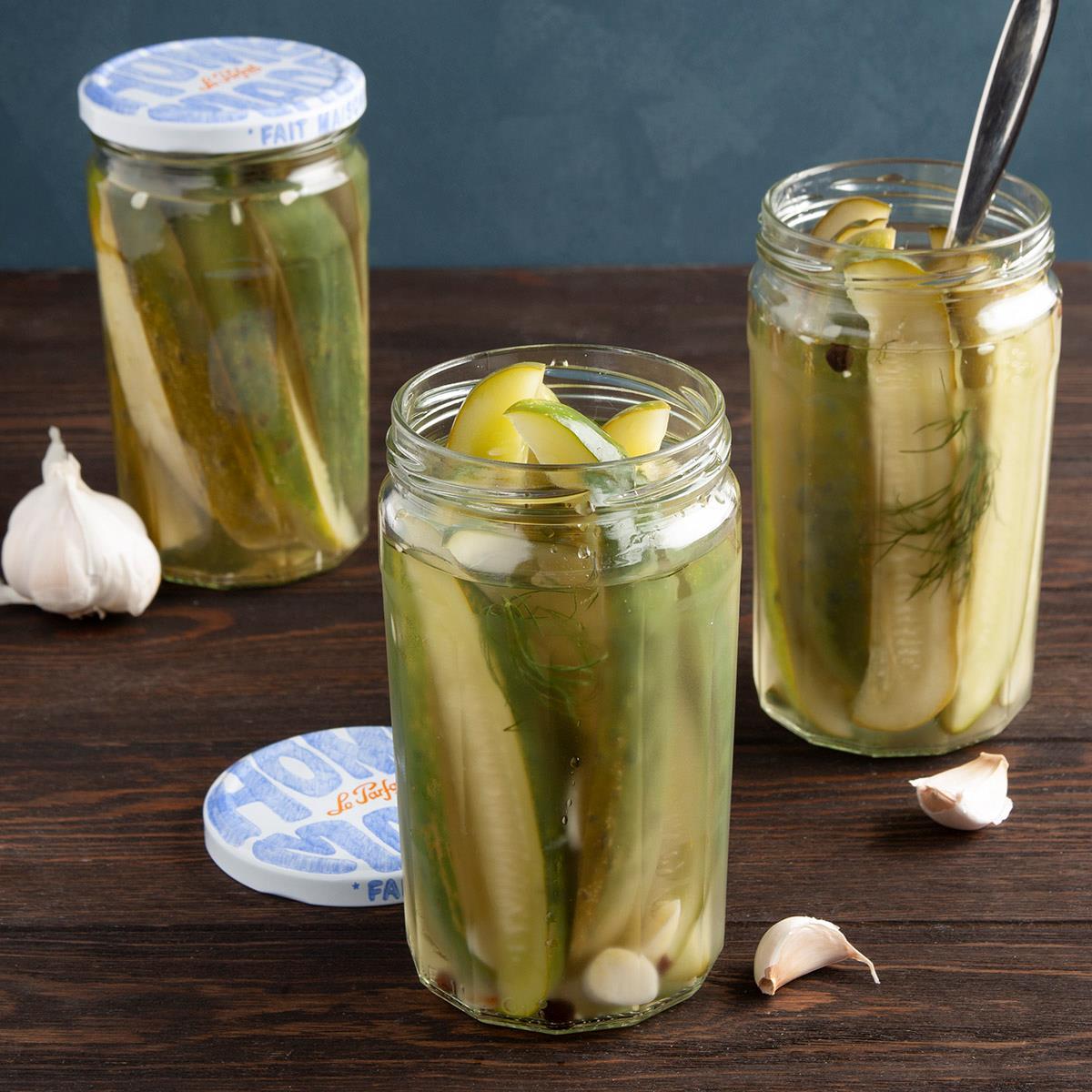 Easy Homemade Pickles_image