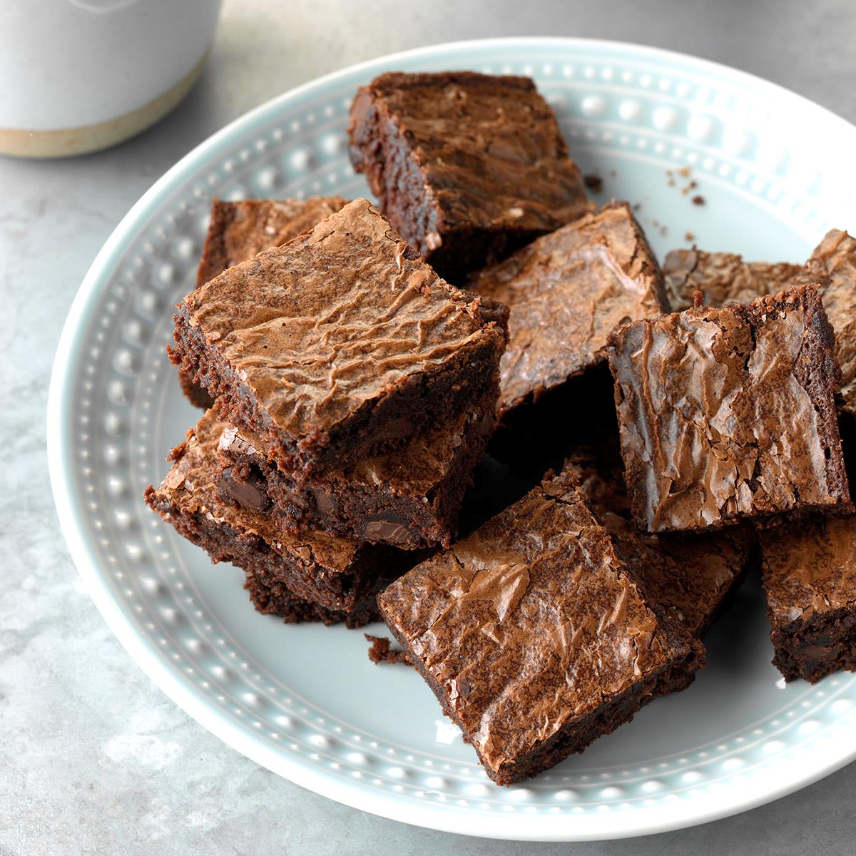 Easy Mexican Brownies image