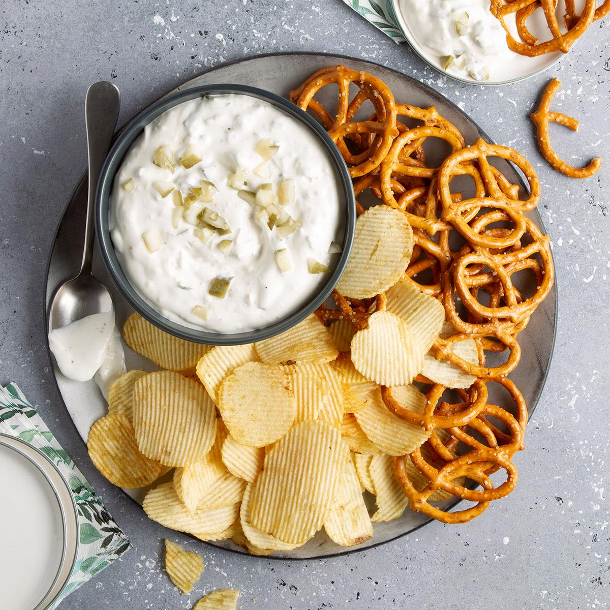 Dill Pickle Dip image