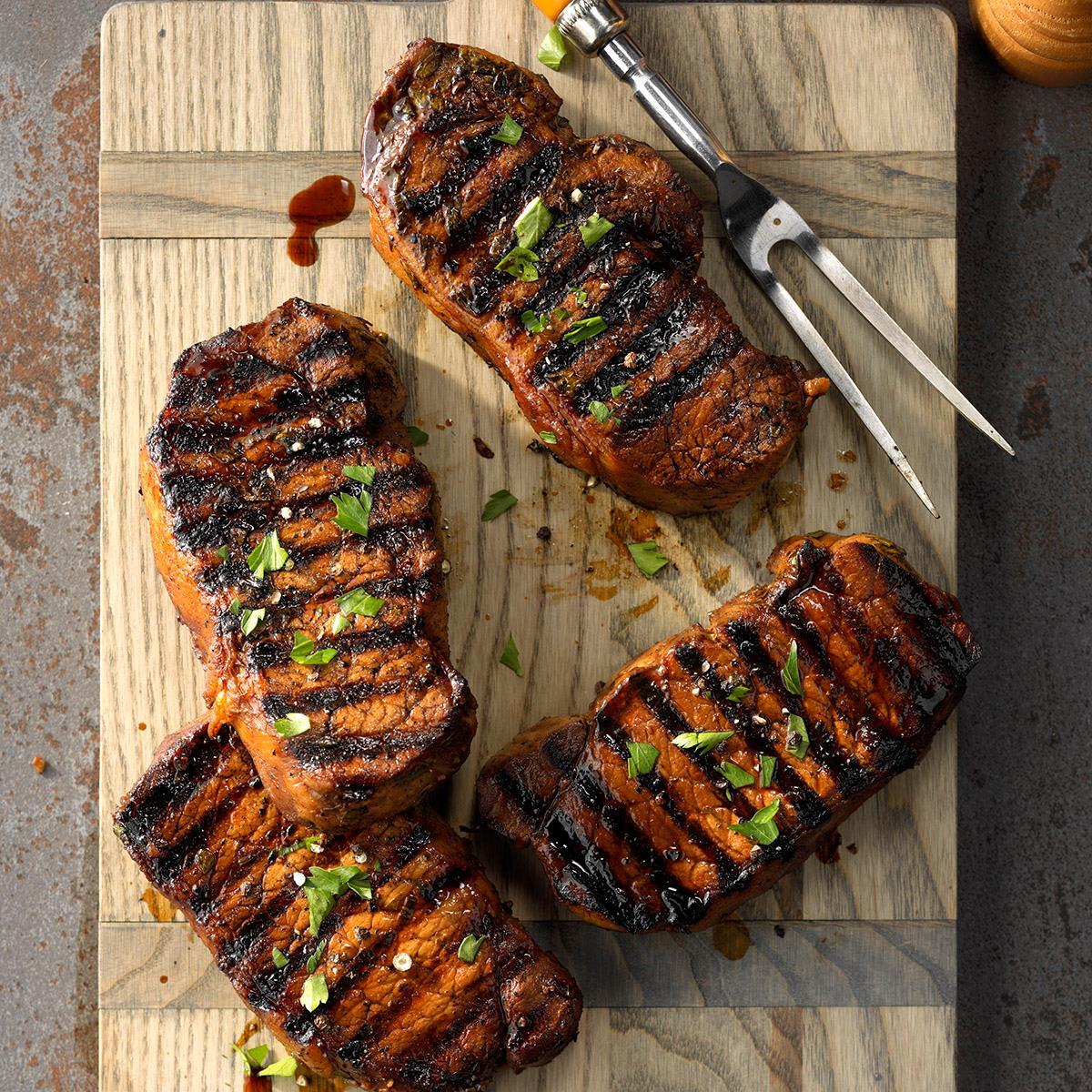 Favorite Grilled Pork Chops image