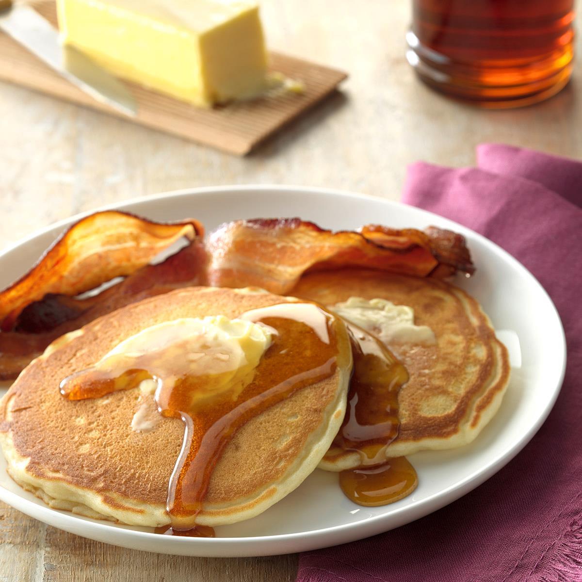 Fluffy Pancakes_image