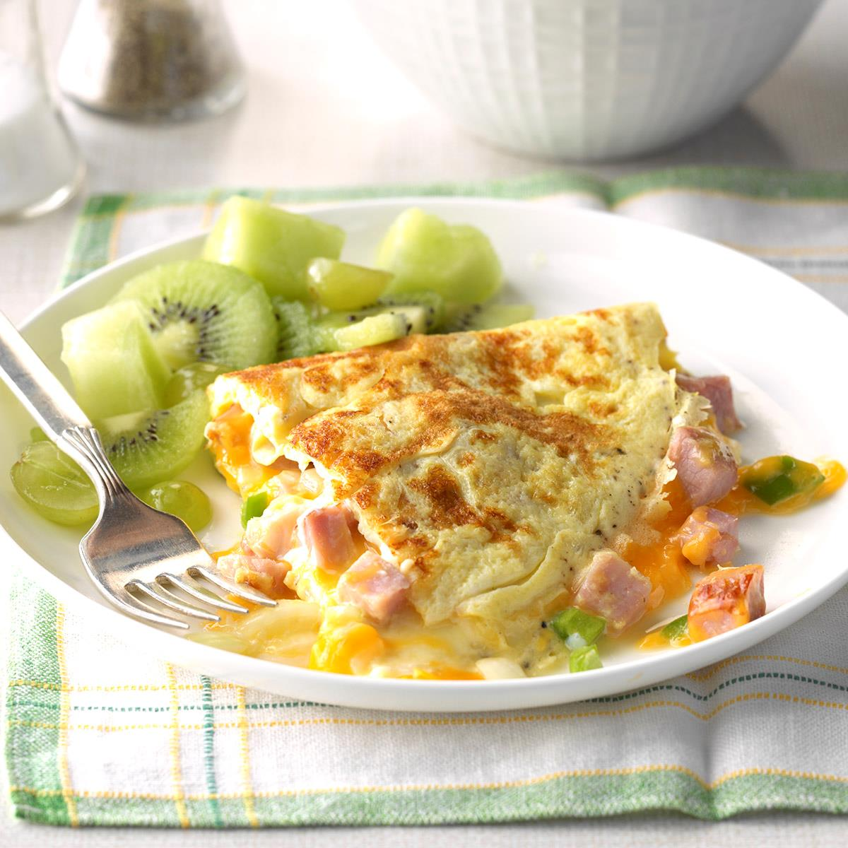French Omelet Recipe How To Make It Taste Of Home