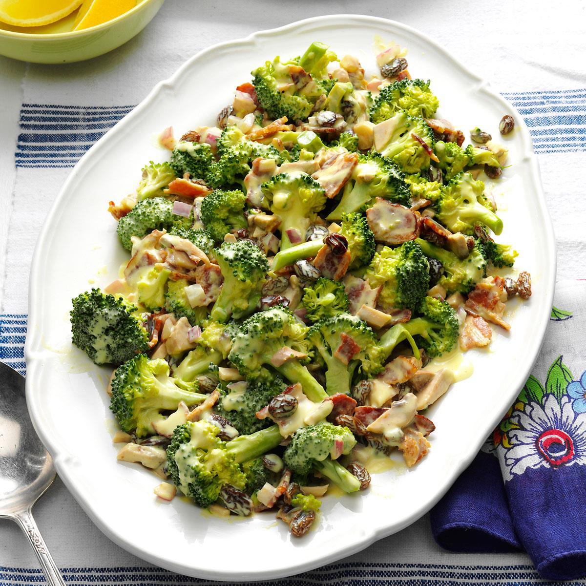 Broccoli Salad Recipe Lemon Juice