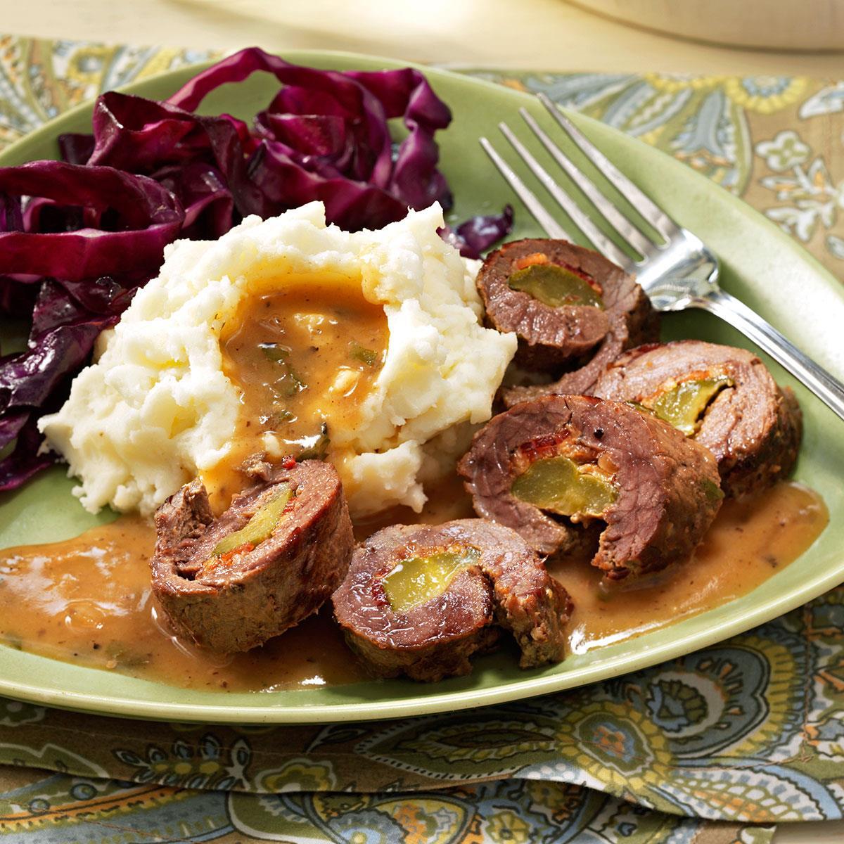 German Beef Rouladen image